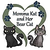 Momma Kat and Her Bear Cat