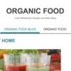 Organic Food Blog