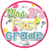 Mrs. B's First Grade