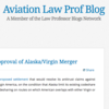Aviation Law Prof Blog