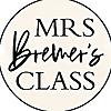 Mrs. Bremer's Class