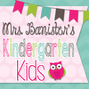 Mrs. Banister's Kindergarten Kids