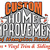 Custom Home Improvement | Roofing, Windows, Siding, Trim & More