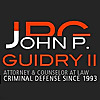 Orlando Criminal Defense Attorney Blog — John Guidry II
