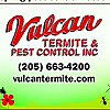 Vulcan Termite & Pest Control   Information on Pests, Rodents & More in Alabama