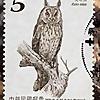 Gulfmann Birds Stamps