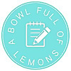 A Bowl Full of Lemons | Organizing & Cleaning Blog