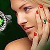 Tsavorite Green Garnet