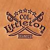 Colonel Littleton | Leather Briefcase & Bags | Men's Wallet & Portfolios