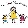 SingleMom.com   Resources for single moms, and a lot more