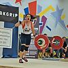 Gwen Weightlifting