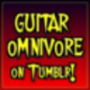 Guitar Omnivore on Tumblr!