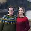 Tin Can Knits by Alexa Ludeman and Emily Wessel