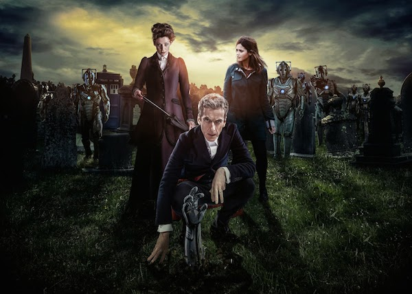 New Trailer, Images for Upcoming Doctor Who Finale 'Death in Heaven'