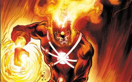 Robbie Amell Talks about Firestorm