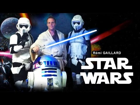 Pranks Gone Star Wars!
