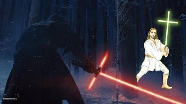 Star Wars: The Memes Awaken – Best of the Star Wars: The Force Awakens Post Trailer Memes!