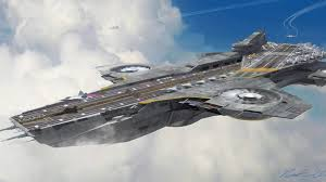 The Defense Department Actually Making Helicarriers?