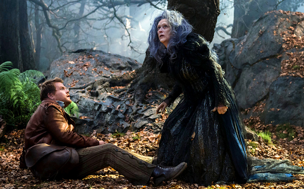 """Listen to Audio Of Chris Pine, Emily Blunt And Meryl Streep Singing From """"Into The Woods"""""""