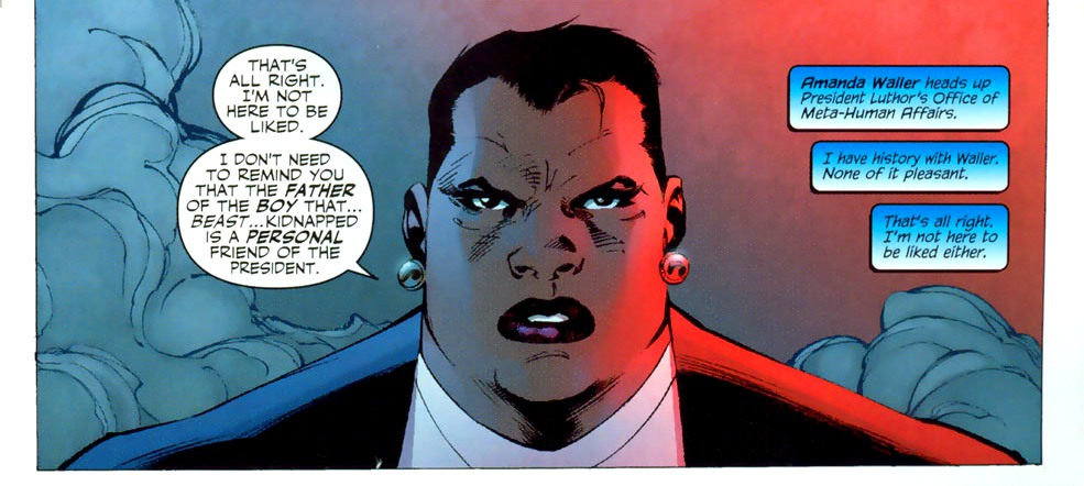 VIOLA DAVIS STILL IN RUNNING AND WANTS TO PLAY AMANDA WALLER IN SUICIDE SQUAD!