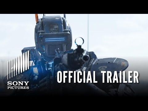 New Trailer – Neill Blomkamp's 'CHAPPIE' – Watch it! It Has Robots!