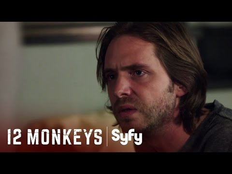 4th New Scene Released for Syfy's '12 Monkeys'