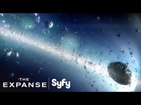 Epic Science Fiction Coming Back to Syfy with 'The Expanse'