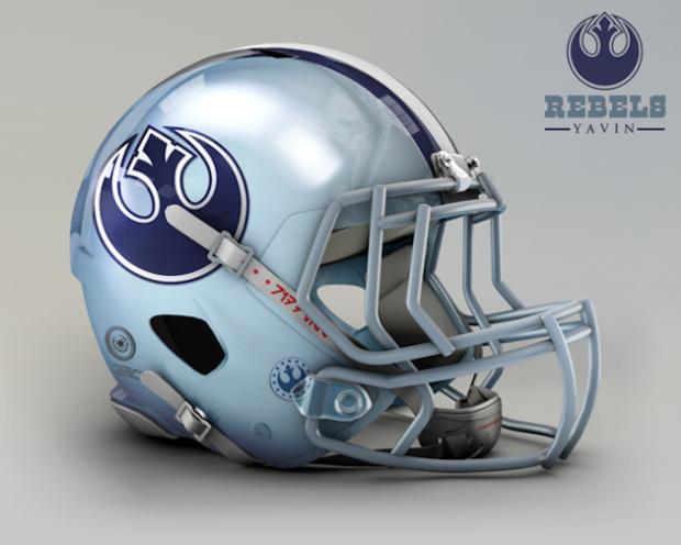 Star Wars National Football League!