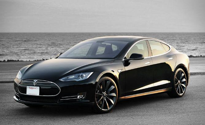 Check Out Tesla's Insane Mode!