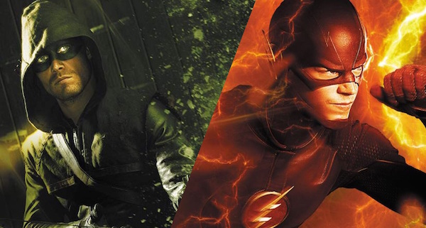 Trilogy Spoilers! Podcast – The Flash S01 and Arrow S03 – Episodes 13