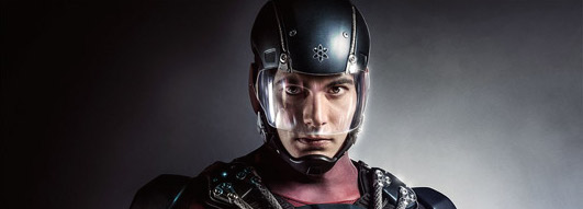 Get Ready For a New Hero in Starling City as ATOM Finally suits up! See It Here!