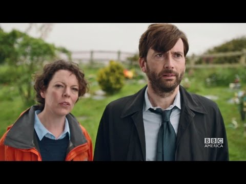 NEW TRAILER for BROADCHURCH Season 2!