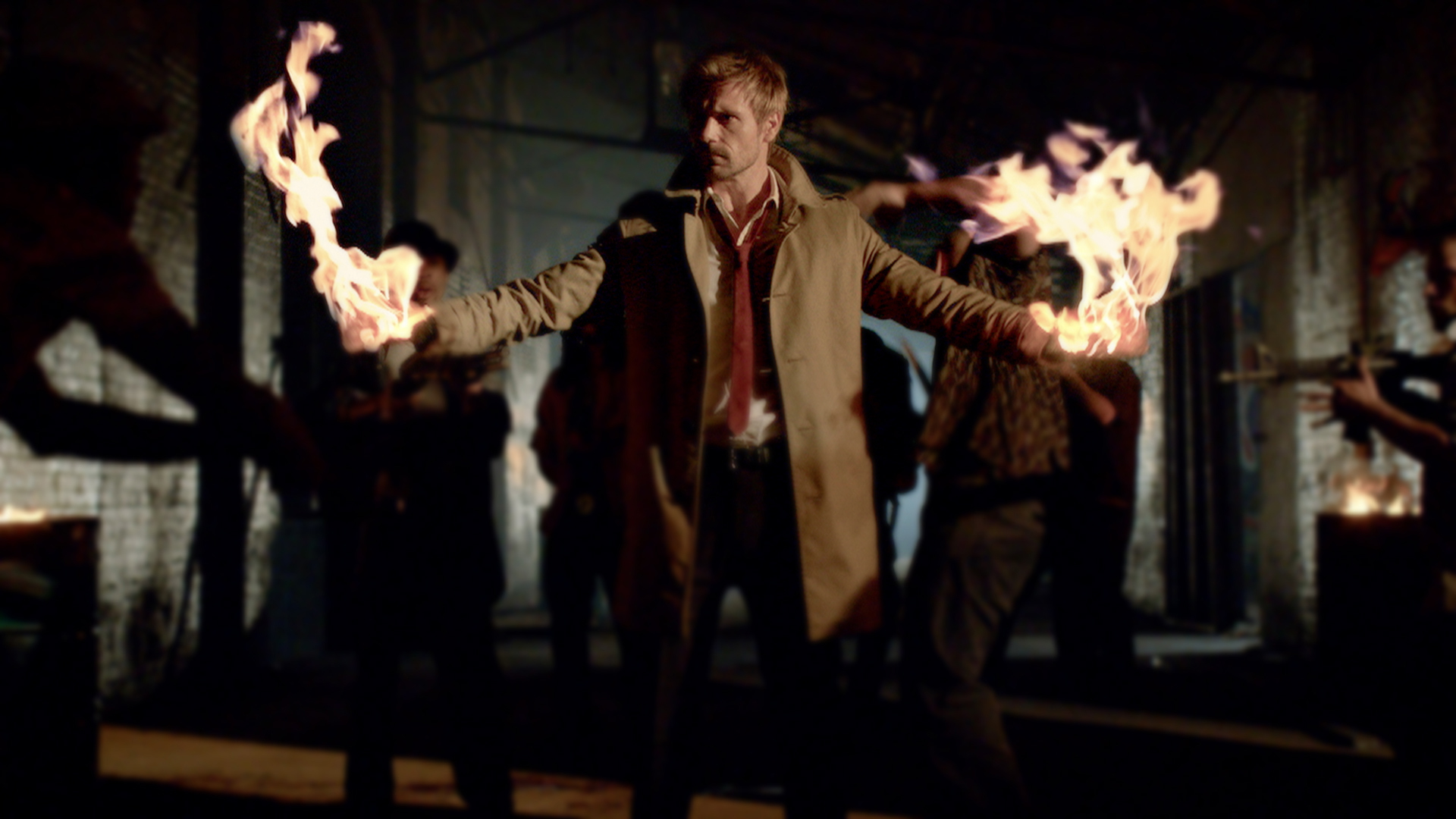 Constantine Still Up for Consideration with Producers Meeting in April!