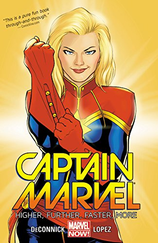 Five Essential Stories to Read for Captain Marvel