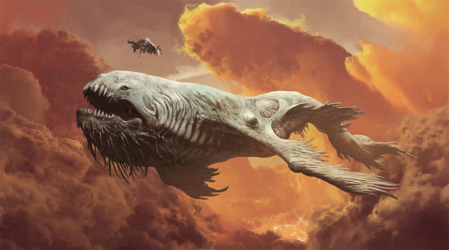 Leviathan Proof-of-Concept Could be the Answers to our Sci-Fi Prayers If We Support It!