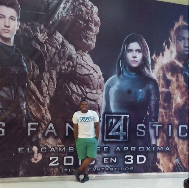 First Look at The Thing for Fox's Fantastic Four Reboot