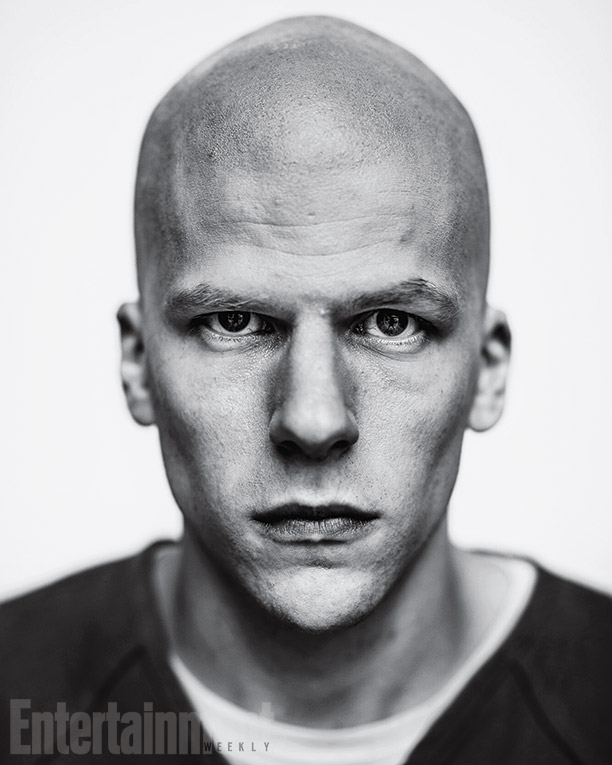 Get Your First Look at Eisenberg's Lex Luthor for Dawn of Justice