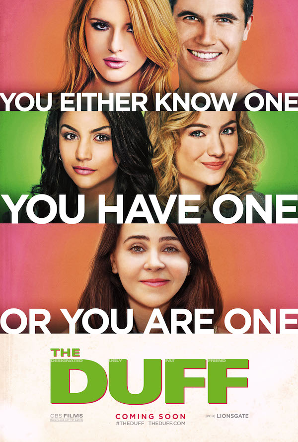 Movie Review – THE DUFF