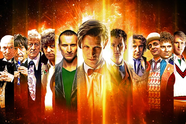 Doctor Who Will Be Around Until At Least 2020