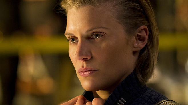 Katee Sackhoff To Create Her Own Scifi Series