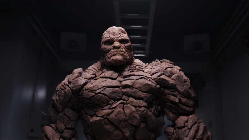 THE THING IS LOOKING GOOD IN FOX'S FANTASTIC FOUR