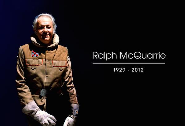 Ralph McQuarrie Exhibit at Creature Features!