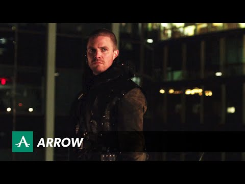 Oliver Turns Against His Friends in this Promo for Next Week's Episode of CW's Arrow