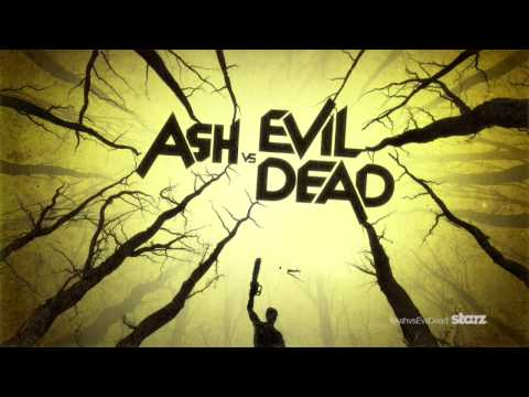 HEY DEADITES! Starz Has Released an Ash vs Evil Dead Graphic Tease and Poster! Hail to the King, Baby!