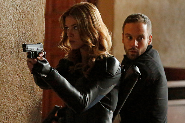 Are Nick Blood and Adrianne Palicki Suiting Up for SHIELD Spin-off?