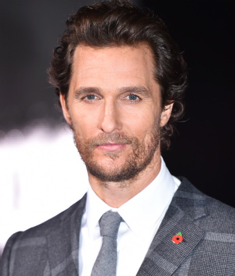 Matthew McConaughey Says He's Open to a Marvel or DC Movie