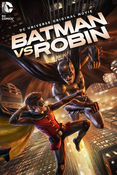 BATMAN vs ROBIN Review – Now Available on Digital HD & Blu-Ray/DVD
