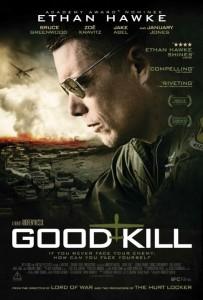 Movie Review – GOOD KILL