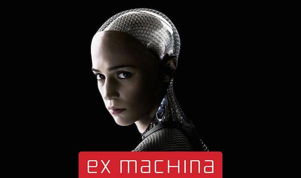Movie Review – EX MACHINA