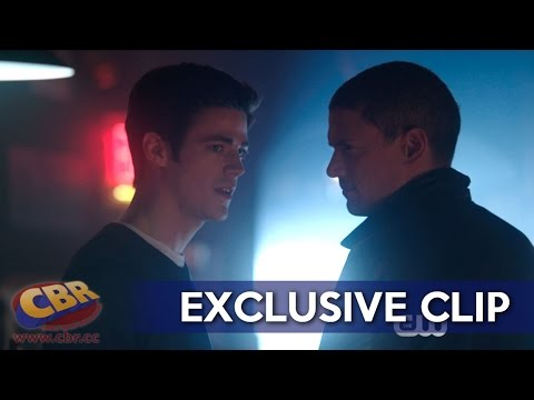 Barry Allen has to Ask Captain Cold for Help in this Clip for Tonight's Episode of CW's The Flash